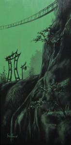 Le Jardin Japonais    # 74   10 x 20 (final)